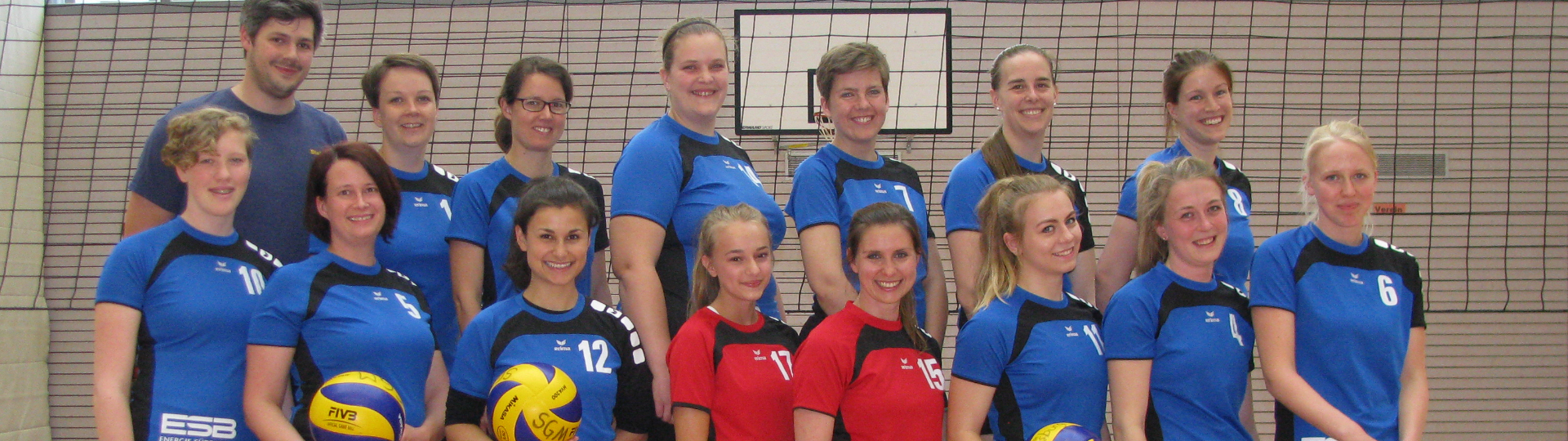Teamsport Volleyball bei der SG Moosburg